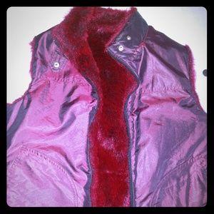 GUESS Reversible Vest (medium)